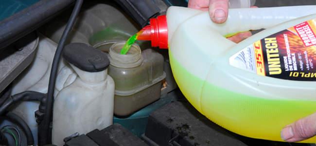 astuce liquide refroidissement