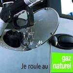 voiture au gaz naturel