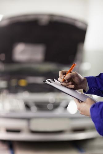 Contrôle technique voiture électrique